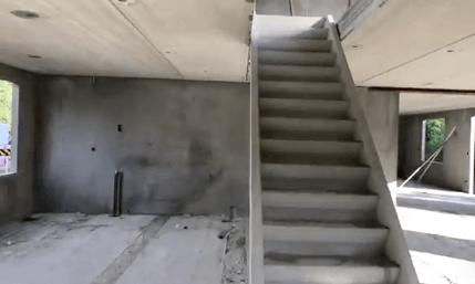 Weer een update: er is een trap!